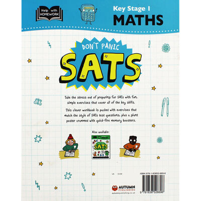 Don't Panic SATs: Key Stage 1 Maths image number 4