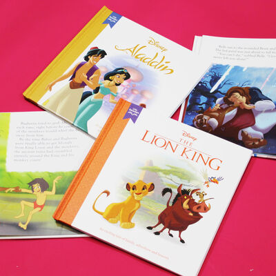 Disney The Lion King: Little Readers image number 2