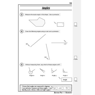 KS2 Maths Targeted Question Book: Year 5 image number 3