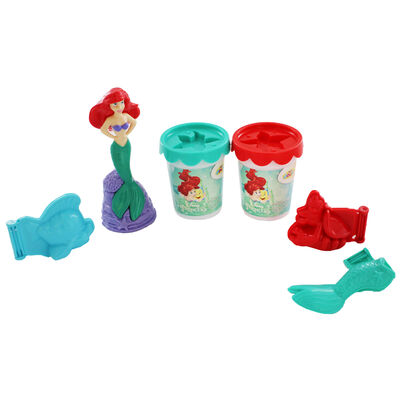 Disney Princess Ariel Dough Surprise Shell image number 2