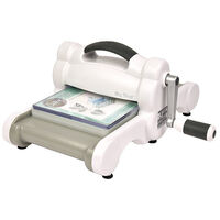 Sizzix Big Shot Manual Die Cutting and Embossing Machine