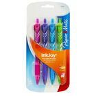 Papermate 4 Pack InkJoy Coloured Pens image number 1