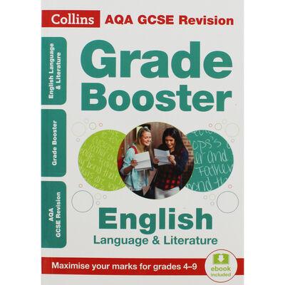 AQA GCSE Grade Booster: English Language & Literature image number 1
