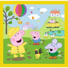 Peppa Pig 3-in-1 Jigsaw Puzzle Set image number 3