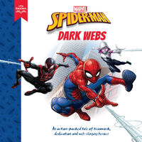 Disney Marvel Spiderman: Little Readers