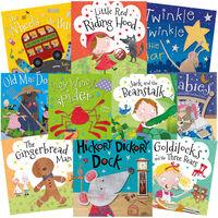 Calming Classics: 10 Kids Picture Books Bundle