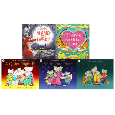 Large Family and Pals - 10 Kids Picture Books Bundle image number 3