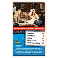 Friends Limited Edition Top Trumps Card Game