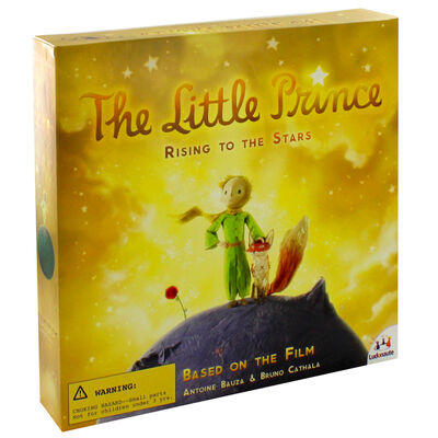 The Little Prince - Rising To The Stars Board Game image number 1