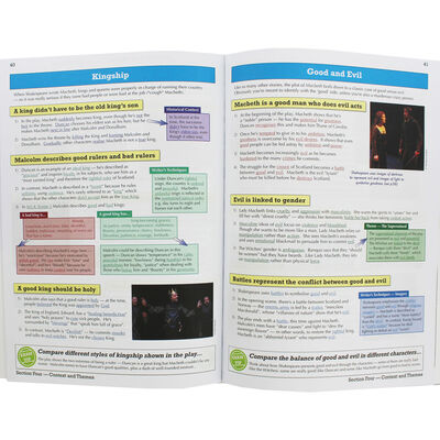 CGP GCSE English Macbeth: The Text Guide image number 2