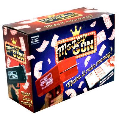 Red Money Gun image number 1