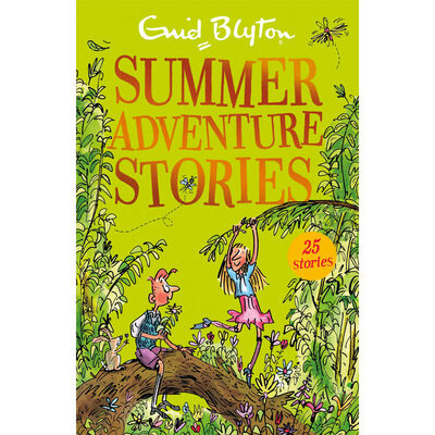 Enid Blyton Stories: 4 Book Collection image number 4