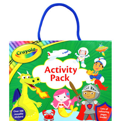 Crayola Activity Pack image number 2