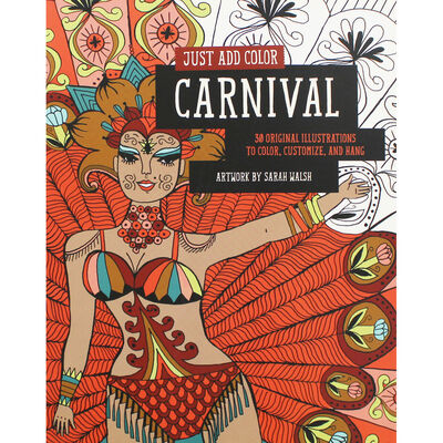Just Add Colour: Carnival image number 1