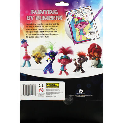 Trolls Painting By Numbers image number 4