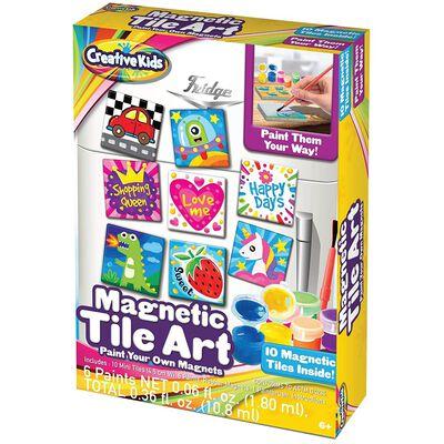Mini Magnetic Tile Art image number 1