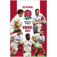 The Official England Rugby Annual 2022