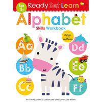 Ready Set Learn: Alphabet Skills Workbook