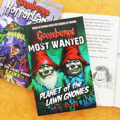 Goosebumps Most Wanted: Planet of the Lawn Gnomes image number 3