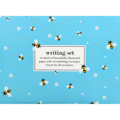 Bees Writing Set image number 1