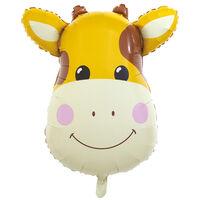 Giraffe Super Shape Helium Balloon