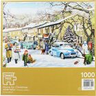 Home For Christmas 1000 Piece Jigsaw Puzzle image number 3