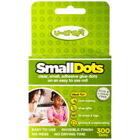 U-Craft Small Dots 5mm: Pack of 300