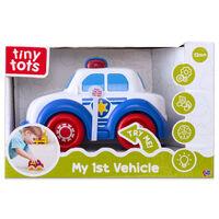 Tiny Tots My 1st Vehicle: Blue