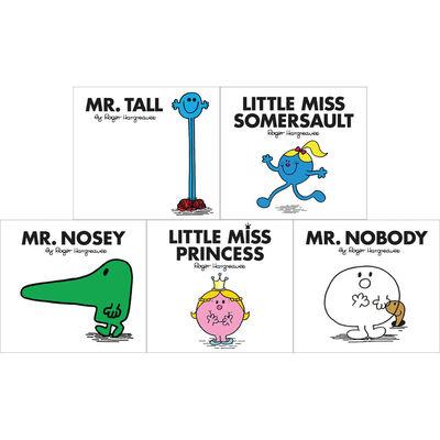Mr Men and Little Miss: 10 Kids Picture Books Bundle image number 2