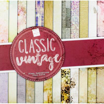 Classic Vintage Design Pad - 30x30cm image number 1