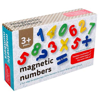 Magnetic Numbers Set image number 1