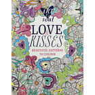 Art and Soul Love and Kisses Colouring Book image number 1