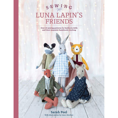 Sewing Luna Lapin's Friends image number 1