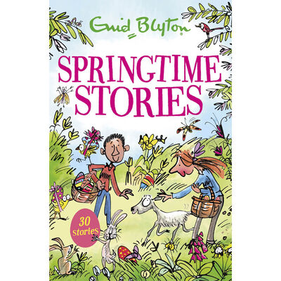 Enid Blyton Stories: 4 Book Collection image number 2