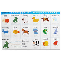 Lets Learn 100 Words: Wipe Clean Activity Book