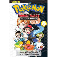 Pokemon Adventures: Black and White, Vol. 1