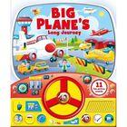Big Planes Long Journey: Steering Wheel Sound Book image number 1