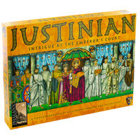 Justinian Strategy Board Game