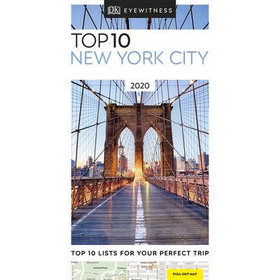 DK Eyewitness Top 10: New York City image number 1