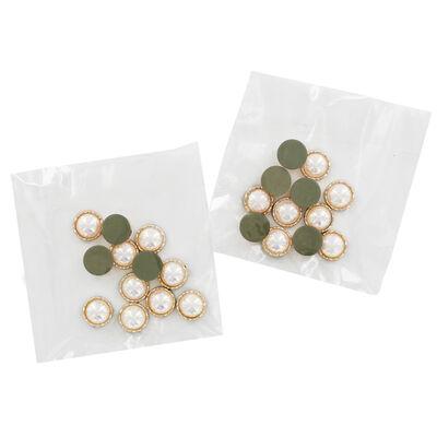 Pearl Embellishments - 2 Packs image number 1