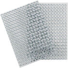 Silver Gem Stickers - 2 Sheets image number 1