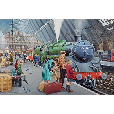 St Pancras 1000 Piece Jigsaw Puzzle image number 2
