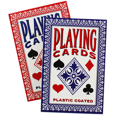 Giant Playing Cards - Assorted image number 2