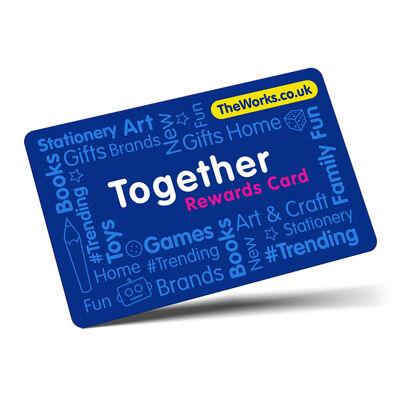 The Works - Together Rewards Card image number 1