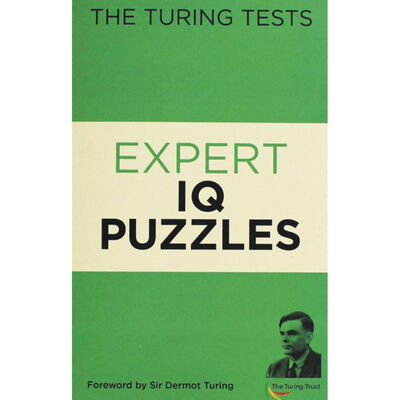 The Turing Tests - 3 Activity Books Bundle image number 3
