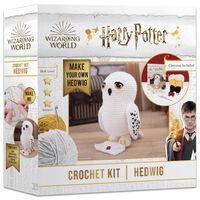 Harry Potter Crochet Kit: Hedwig