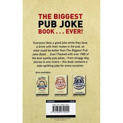 The Biggest Pub Joke Book Ever image number 3