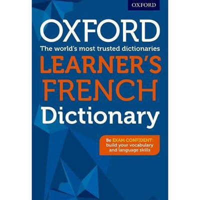 Oxford Learner's French Dictionary image number 1