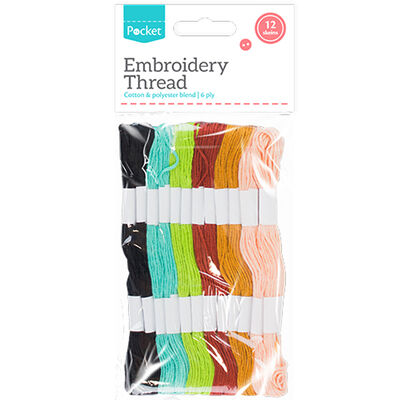 Embroidery Thread - Assorted image number 4