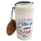 Disney Frozen 2 Stir Up Some Fun Eco Travel Mug image number 1